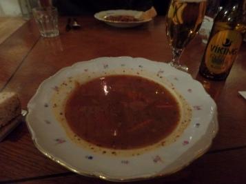 volcano soup